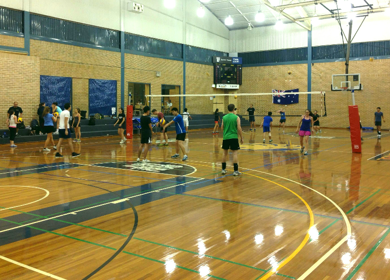 macquarie university gym